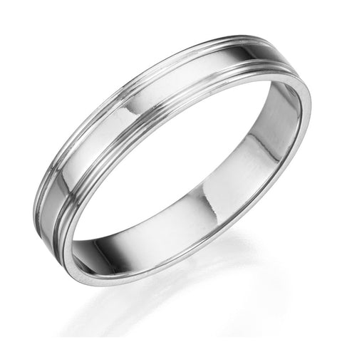 1.5 mm Gold Wedding Band