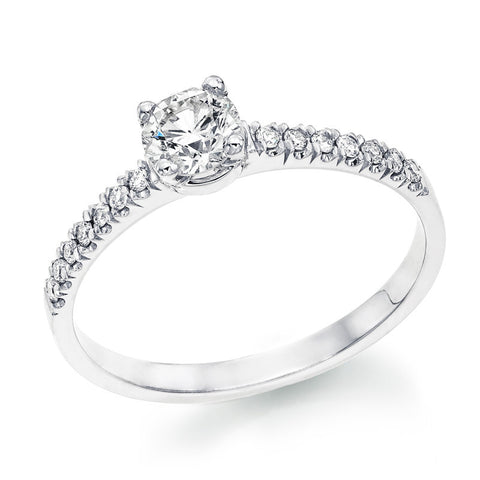 Kleiner' Diamond Ring