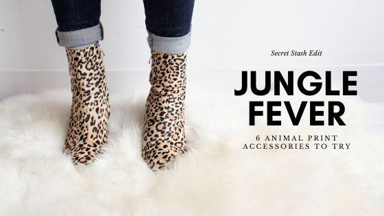 Jungle Fever: 6 Animal Print Accessories To Try