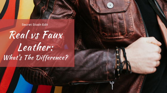 Real vs. Faux leather: What's the Difference?