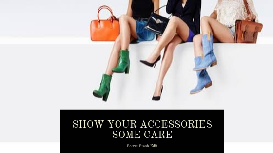 Show Your Accessories Some Love