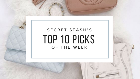 The Secret Stash Edit: Our Top 10 Picks of the Week