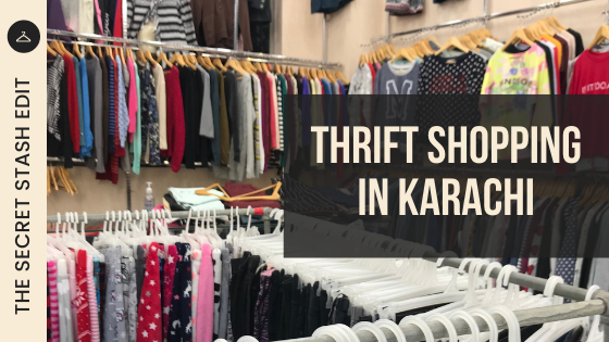 Thrift Shopping In Karachi