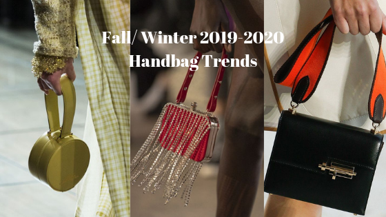 Fall/ Winter 2019-2020 Handbag Trends
