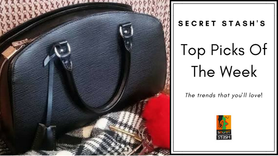 Secret Stash's Favourite Accessories Of The Week