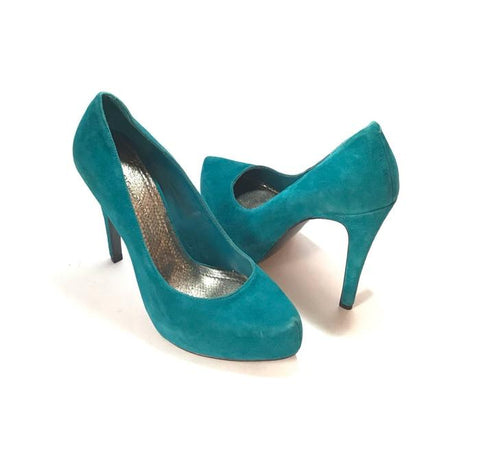 BCBG green shoes
