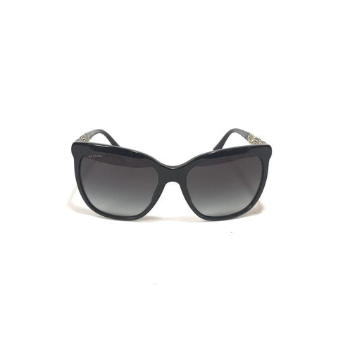 BVLGARI 8173-B 501/BG BLACK SUNGLASSES