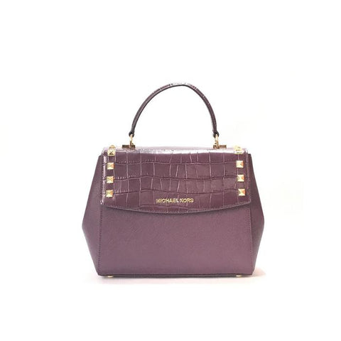 Michael Kors Purple Karla Bag