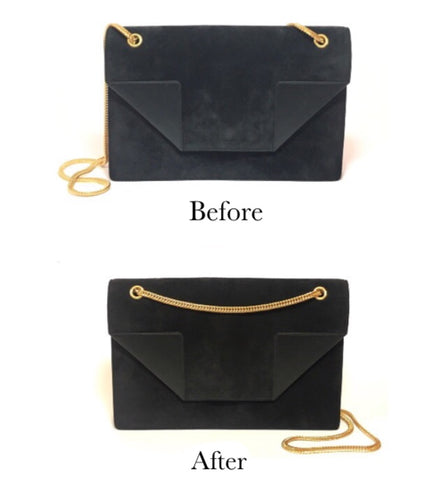 Saint Laurent Before After