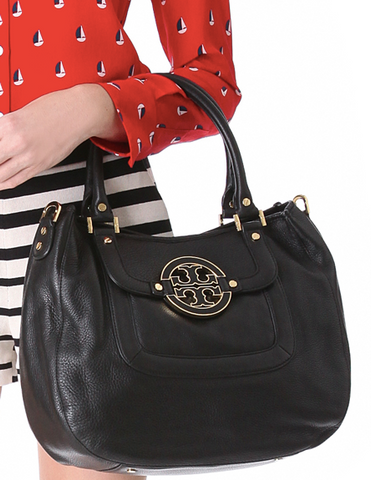 Tory Burch AMANDA Black Bag