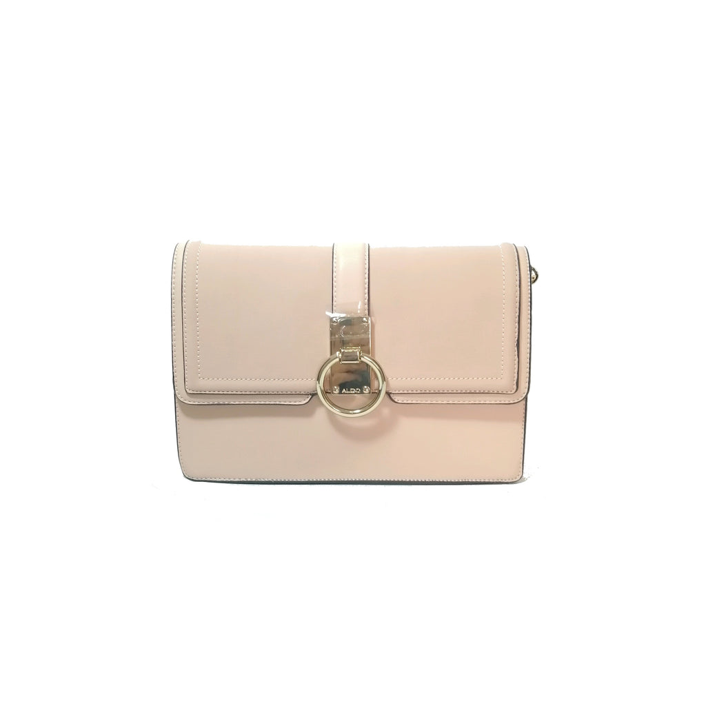 Aldo Light Pink Satchel