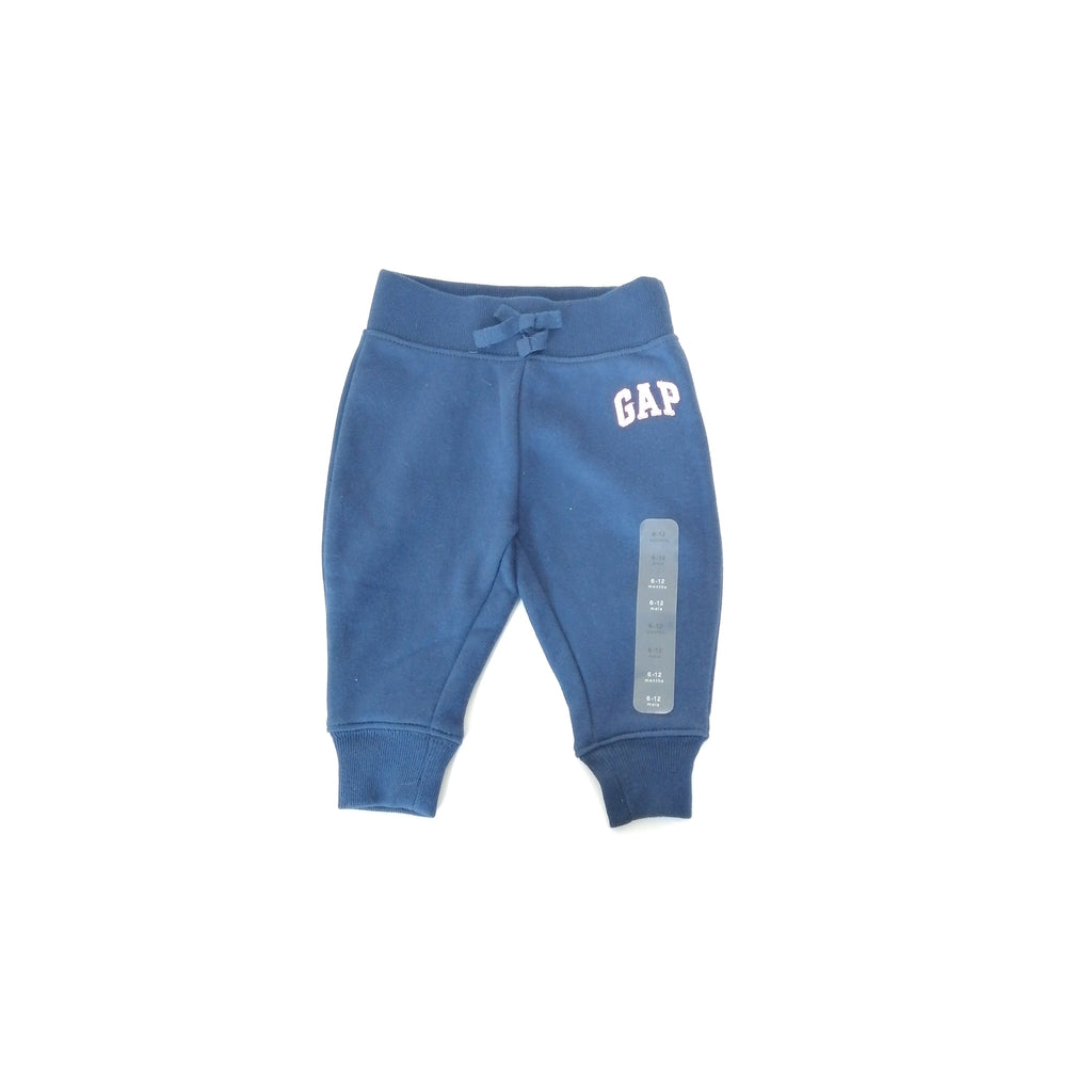 Baby Gap Blue Jogger Pants (6 to 12 mo)