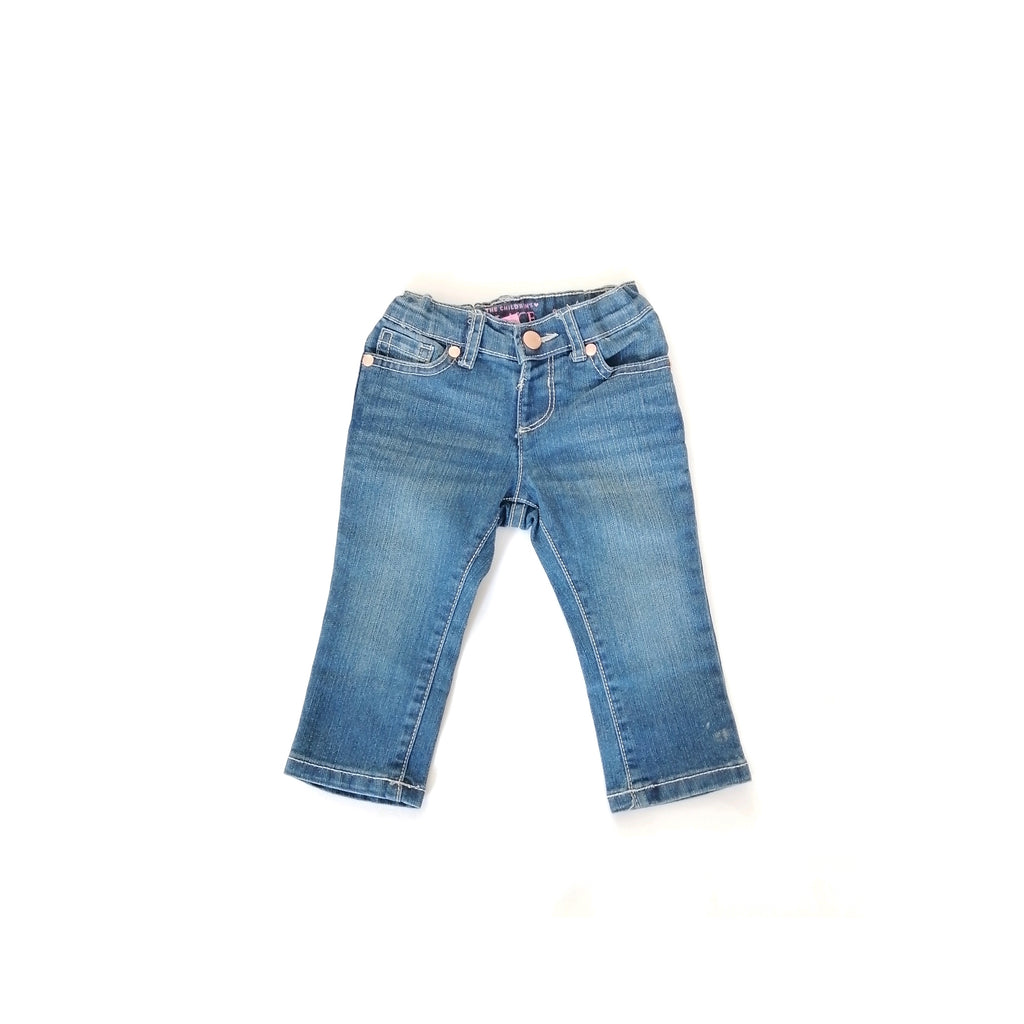 The Children's Place Blue Jeans (12 - 18 mo)