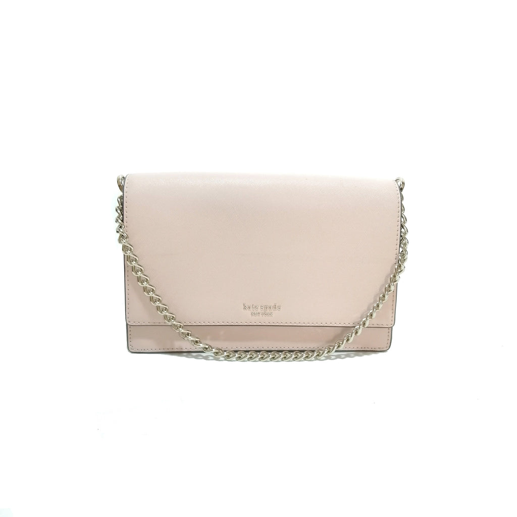 Kate Spade Nude Blush Pink Shoulder Bag