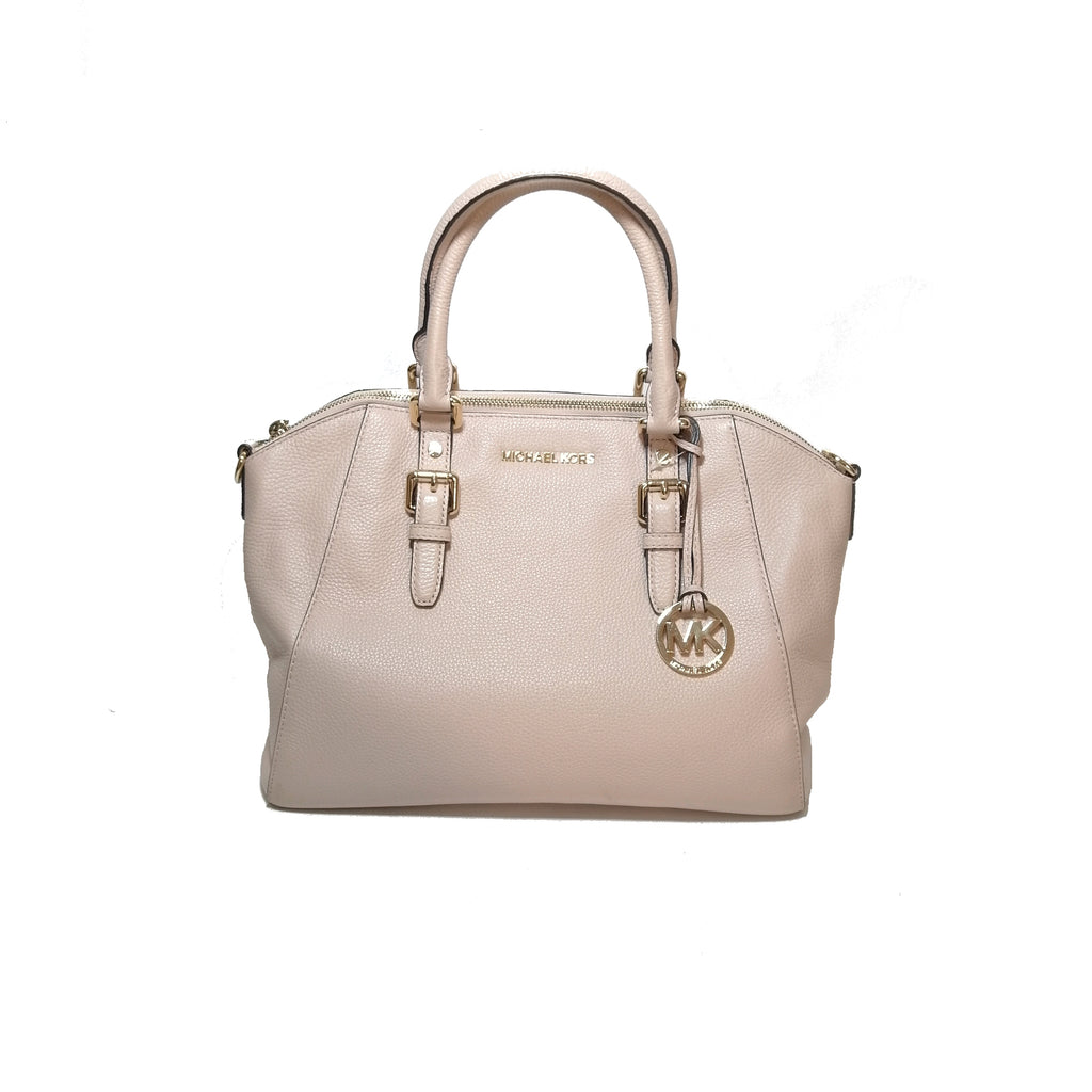 Michael Kors Nude Pink Dome Tote
