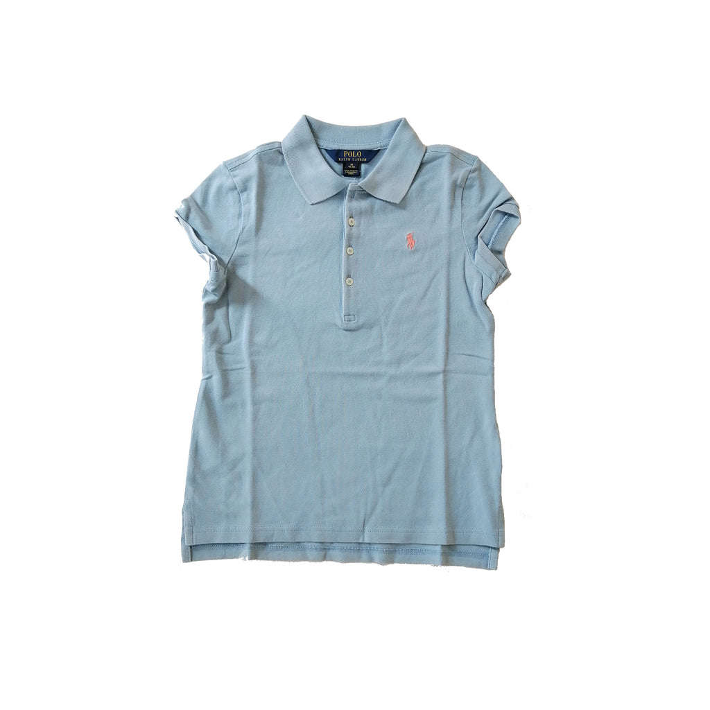 Polo Blue T Shirt (8 - 10 years)