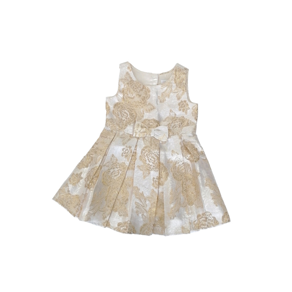 Children's Place Gold Dress (3 years)