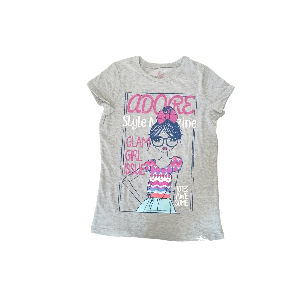 Children's Place Glam Girl T Shirt (7 - 8 years)