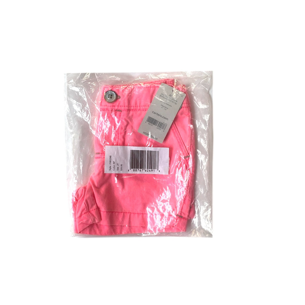 Carter's Pink Shorts | Brand New |