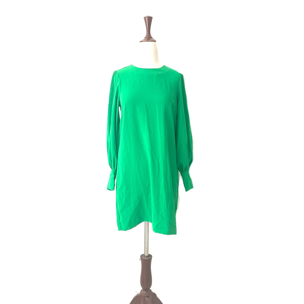 H&M Parrot Green Tunic | Brand New |