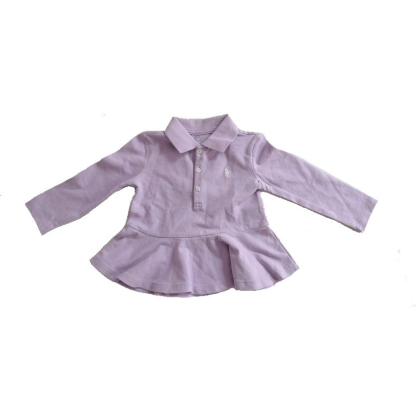 Ralph Lauren Lilac Polo Dress | Brand New |