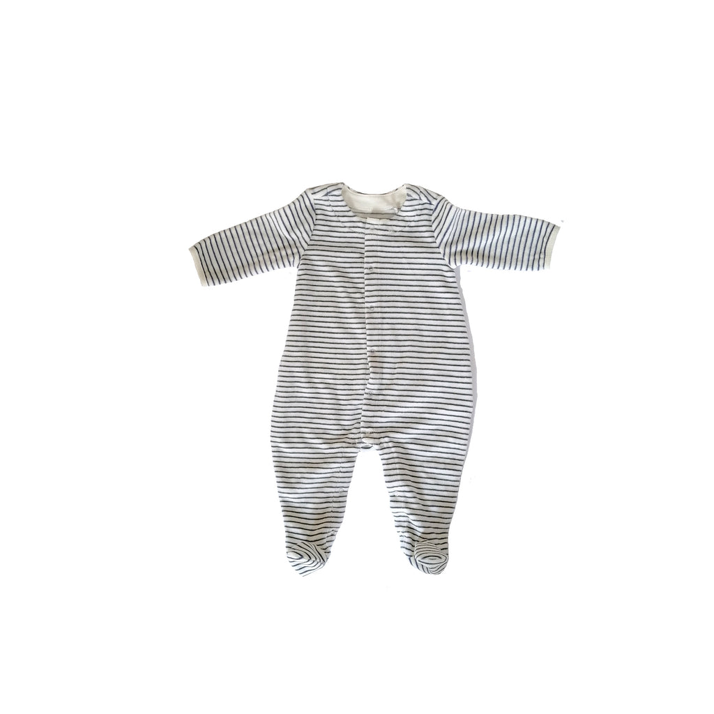 Baby Gap Striped Romper (0 - 3 months)