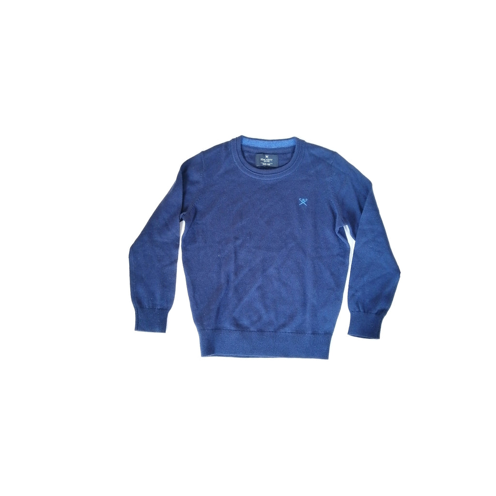 Hackett London Navy Blue Sweater (5 - 6 years)