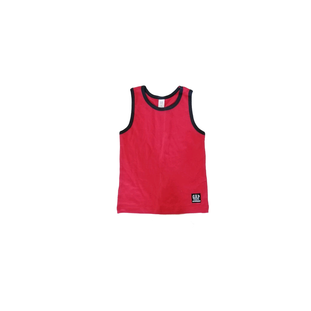 Gap Red Sleeveless Top (4 years)
