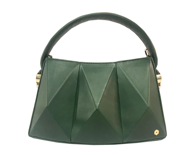 Warp Emerald Mini Bag | Sample |