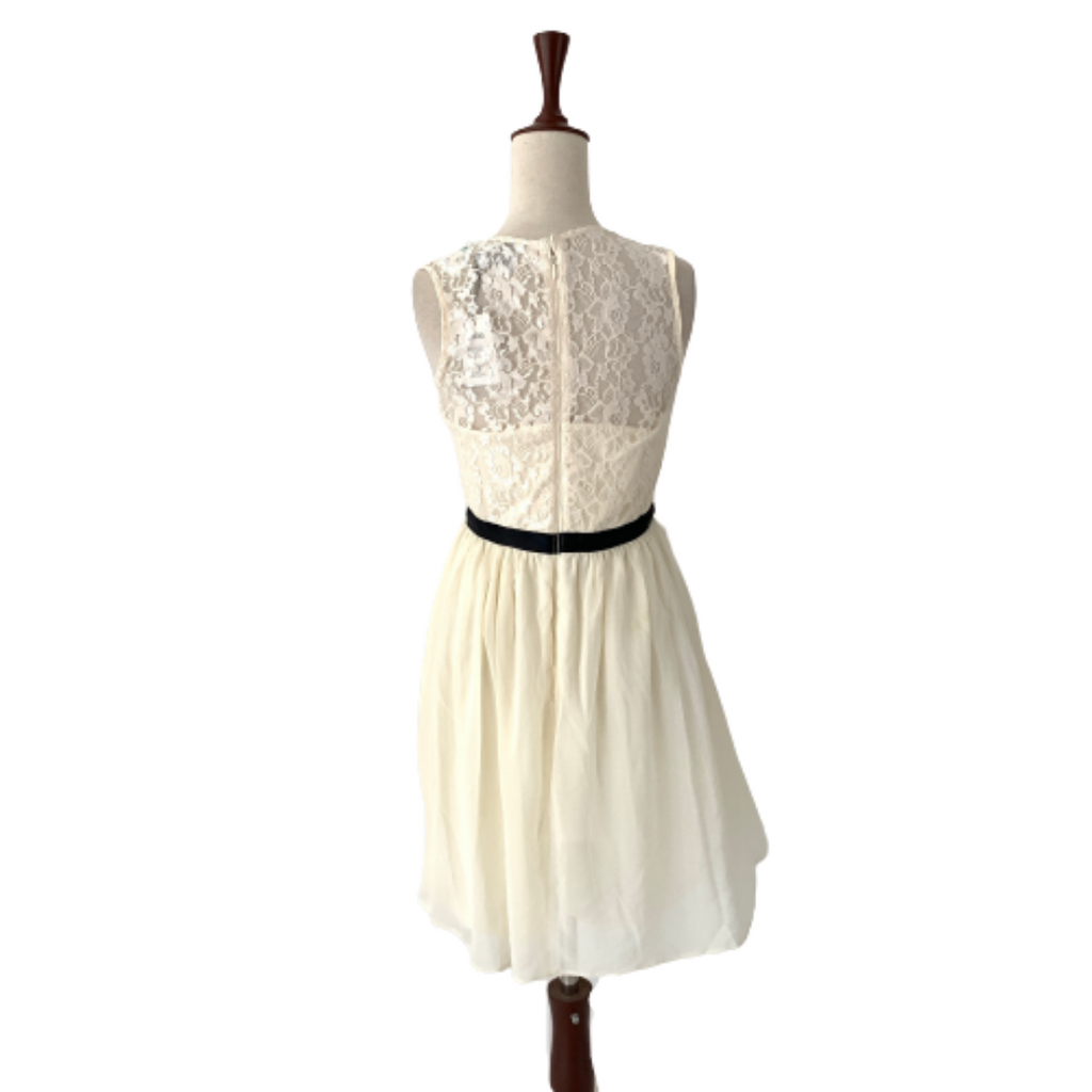 ASOS Cream Lace Maternity Dress | Brand New |