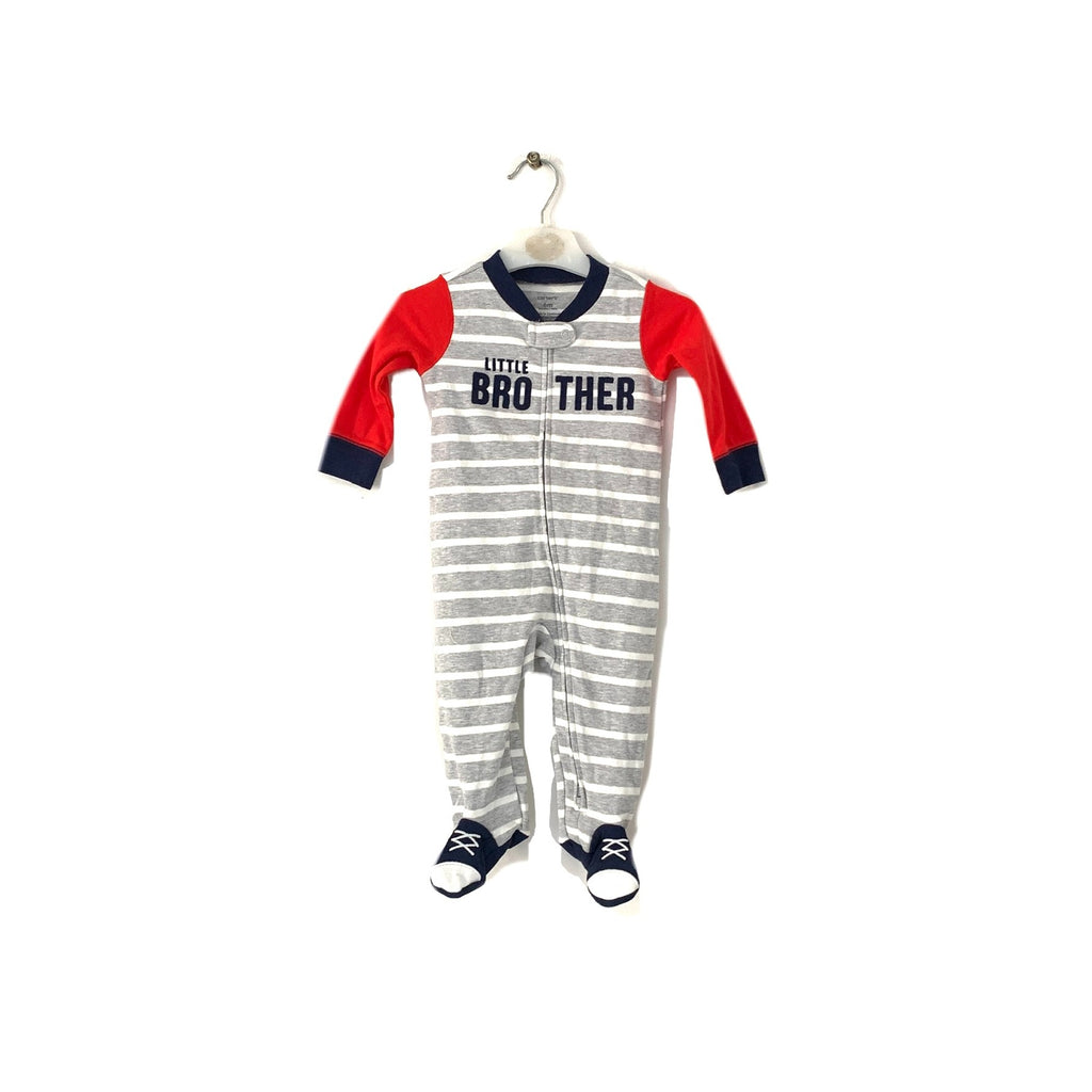 Carter's Little Brother Romper | Brand New |