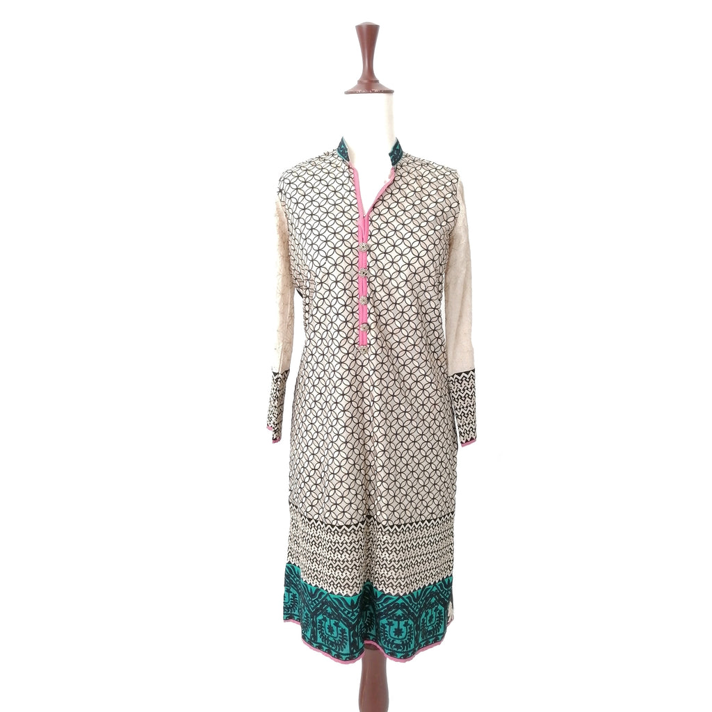 Khaadi Embroidered Kameez