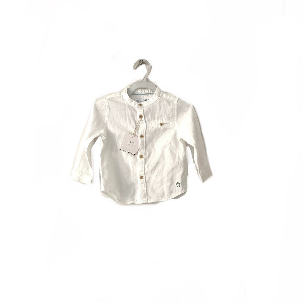 ZARA White Shirt | Brand New |