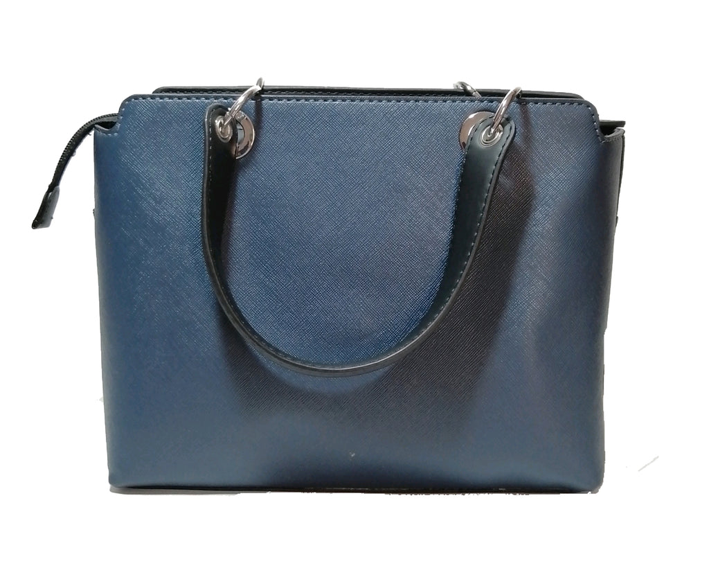Guess Navy Small Satchel