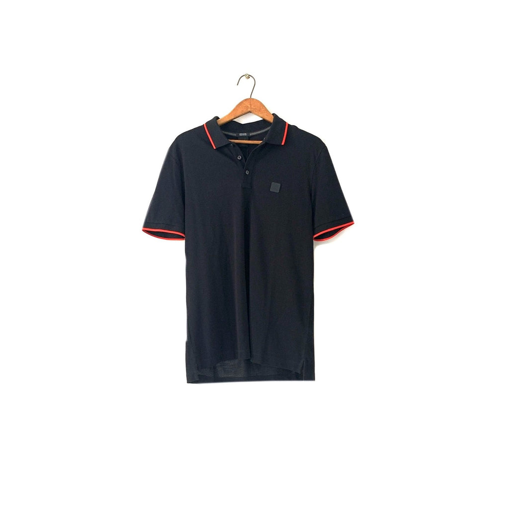 Hugo Boss Men's Black Polo Shirt | Brand New |