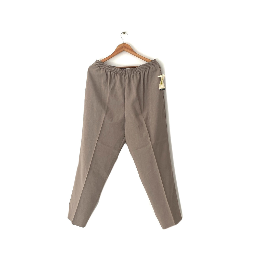 Allison Daley Taupe Pants | Brand New |