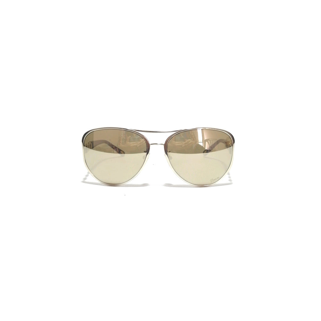 Loewe SLW 427 Mirrored Aviator Sunglasses