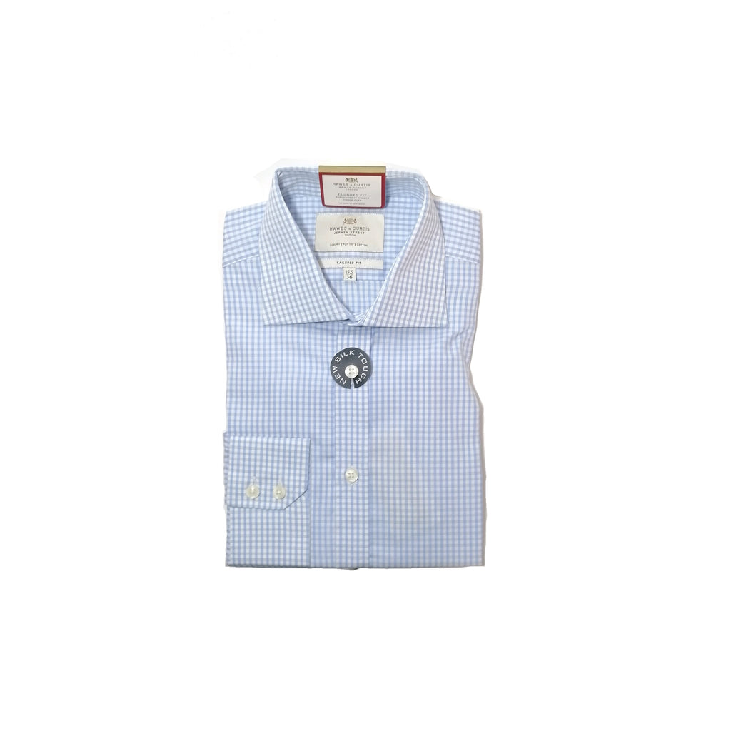Hawes & Curtis Blueck Checked Shirt