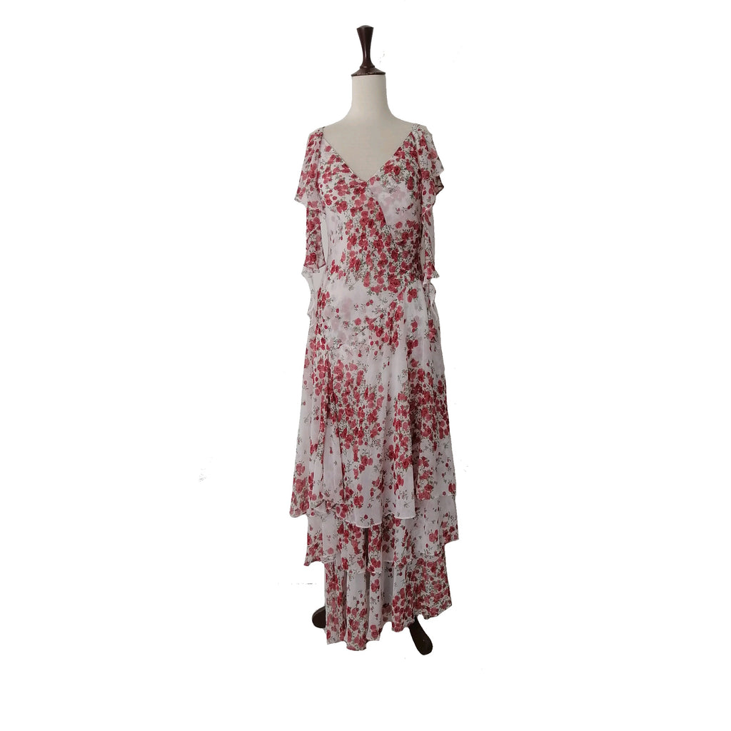 Studio by Preen for Debenhams Floral Printed Maxi Dress