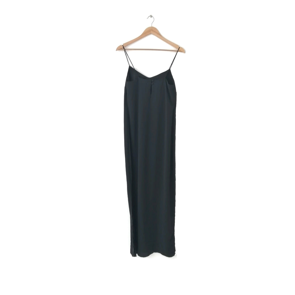 NEXT Black Slip Dress