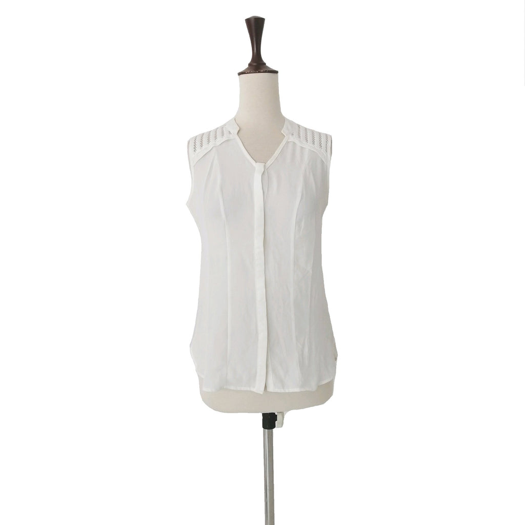 NY Collection White Top | Like New |