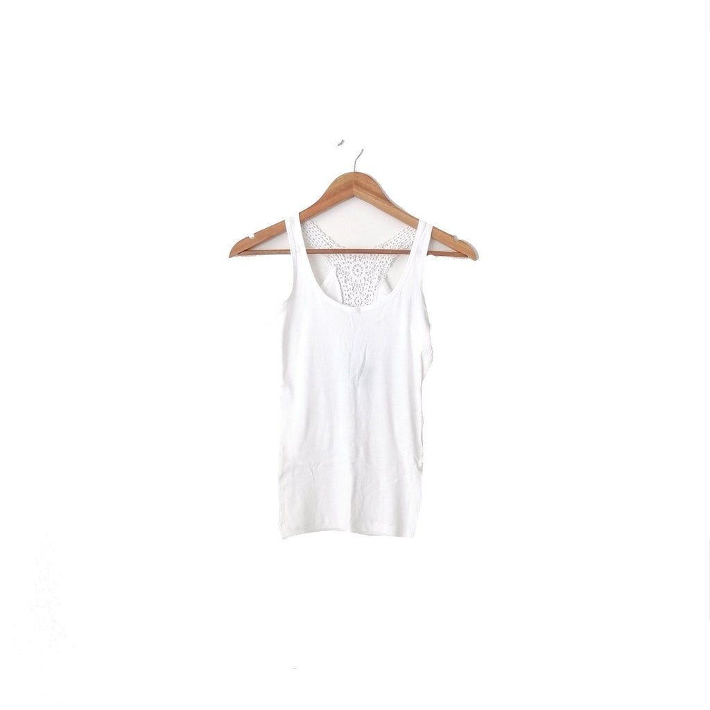 Atmosphere White Tank Top | Like New |