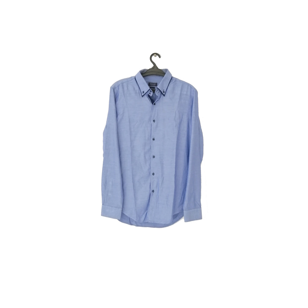 ZARA Men's Blue Shirt