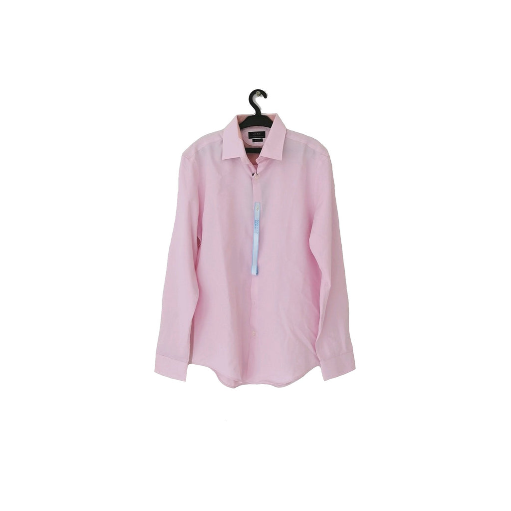 ZARA Men's Pink Shirt