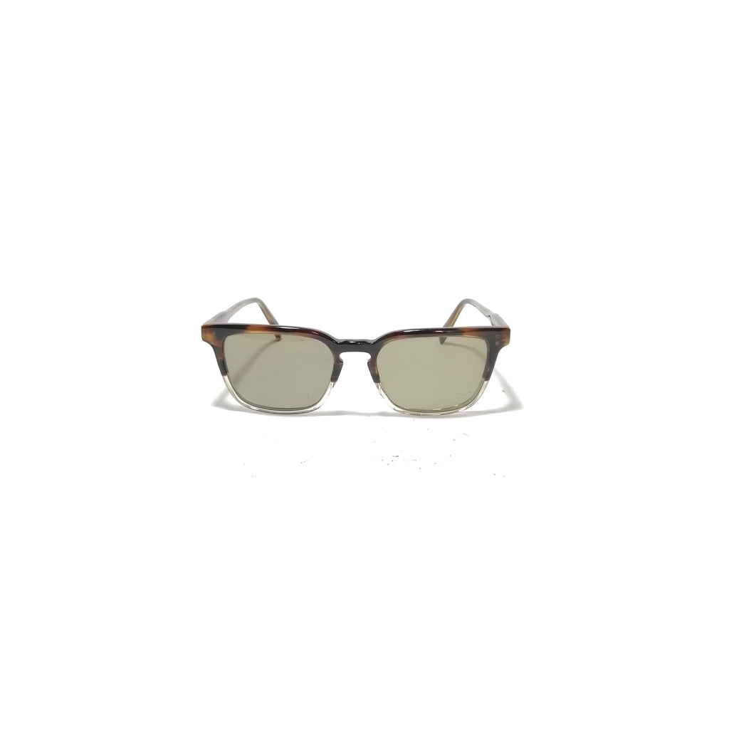 SALT. 'Lodin' Brown & Grey Wayfarer Sunglasses | Gently Used |