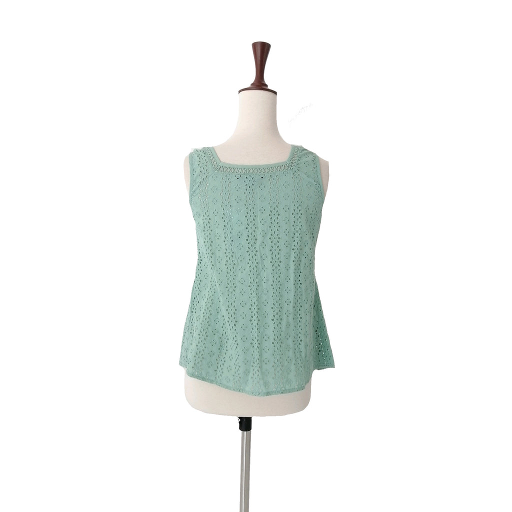 Dorothy Perkins Teal Chicken Top
