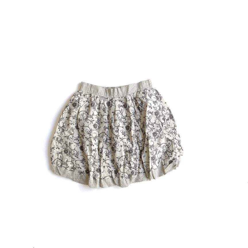 Mexx Grey Floral Skirt