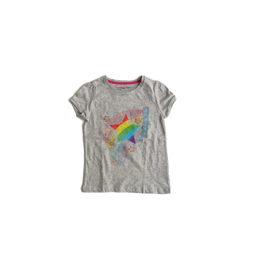 Baby Gap Star Grey T-Shirt