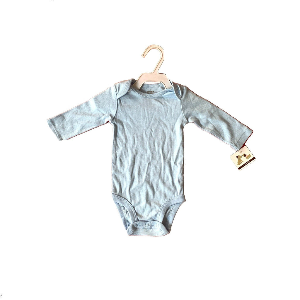 Carter's Light Blue Romper | Brand New |