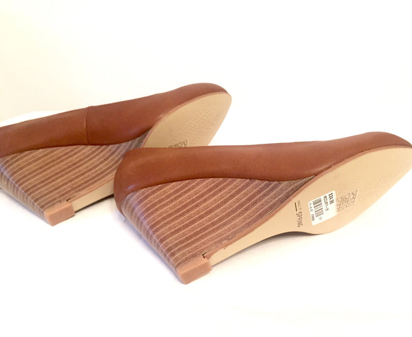 Call It Spring Brown Wedges | Brand New | - Secret Stash